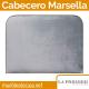 Cabecero Tapizado La Premier, Modelo Marsella