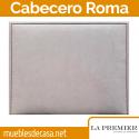 Cabecero Tapizado La Premier, Modelo Roma