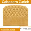 Cabecero Tapizado La Premier, Modelo Zurich