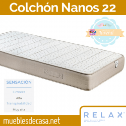 Colchón Relax Nanos 22