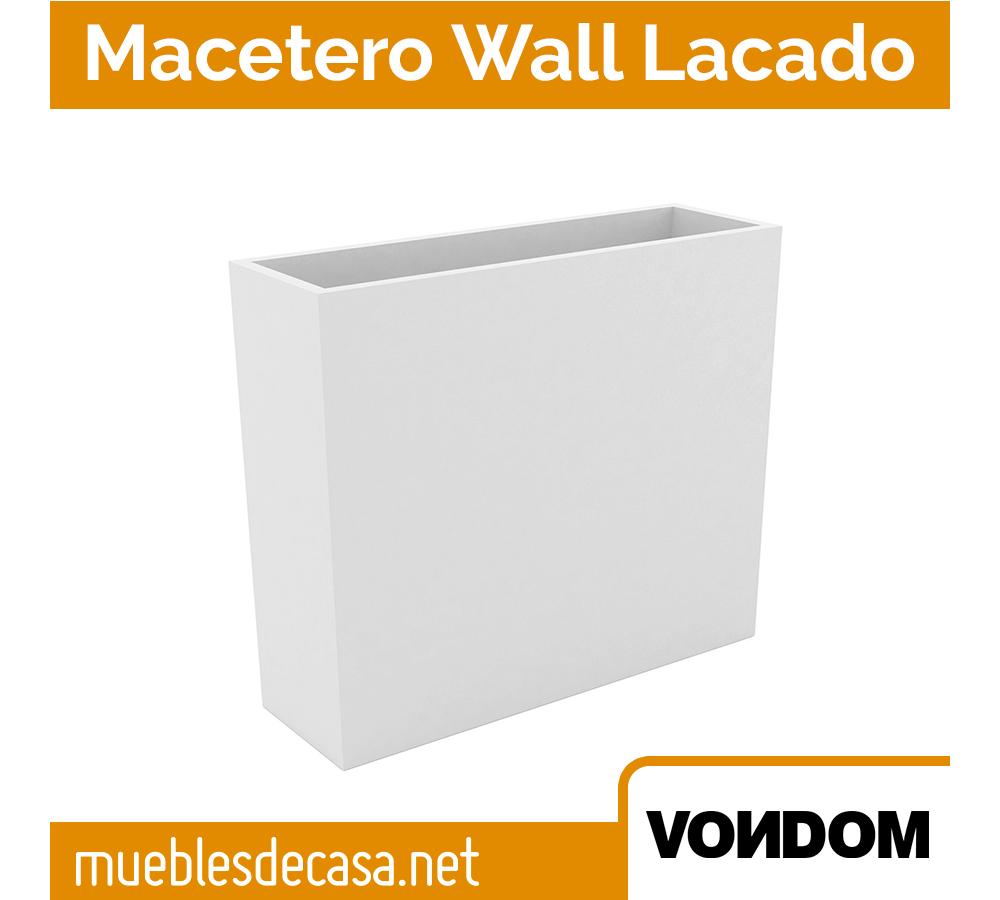 Macetero Vondom Aire Wall