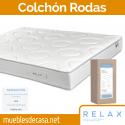 Colchón Enrollado Relax Rodas