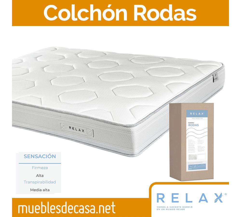 Colchón Relax Rodas