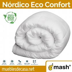 Edredón Nórdico Mash Eco Confort 400 gr