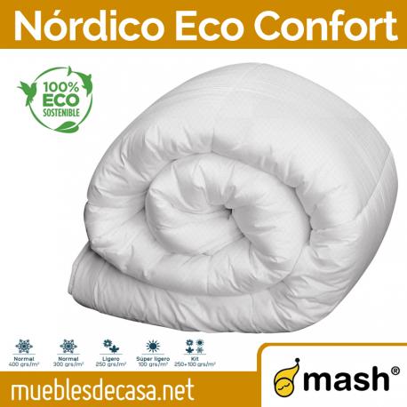 Edredón Nórdico Mash Eco Confort