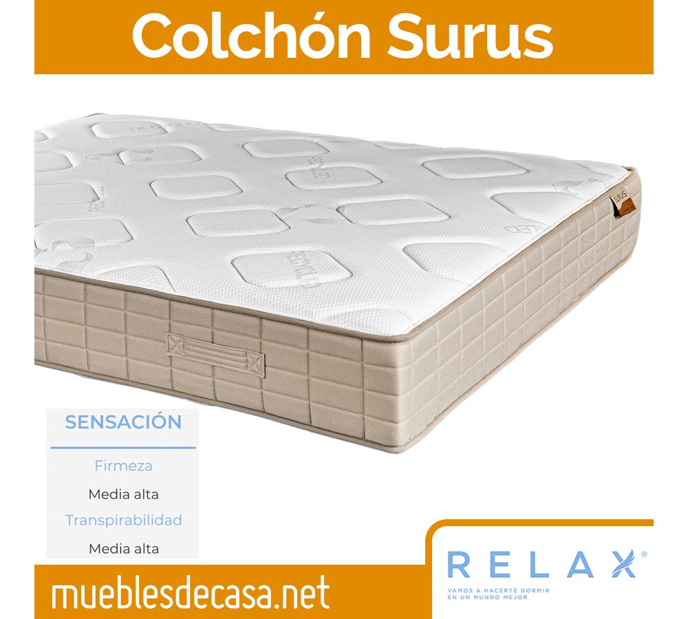 Colchón Relax Surus