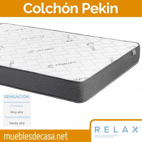 Colchón Enrollado Relax Pekin