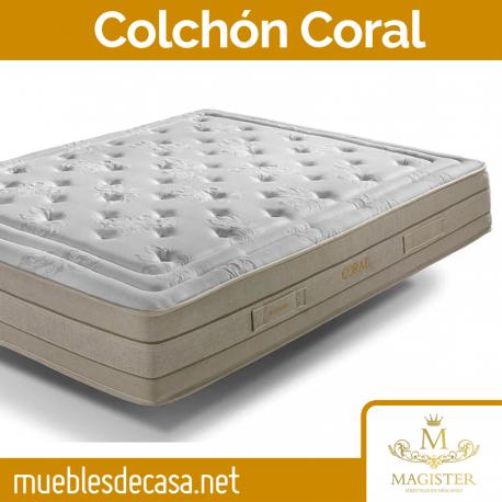 Colchón Magíster Coral