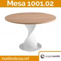Mesa Redonda de Diseño Ángel Cerdá Modelo 1001.02