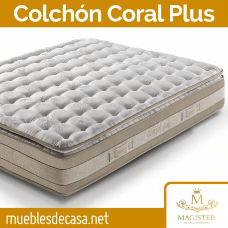 Colchón Magíster Coral Plus