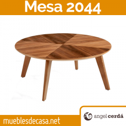 Mesa Centro de Diseño Ángel Cerdá Modelo 2044