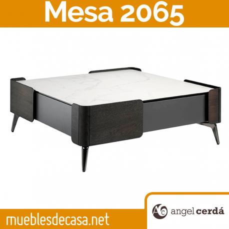 Mesa Centro de Diseño Ángel Cerdá Modelo 2065