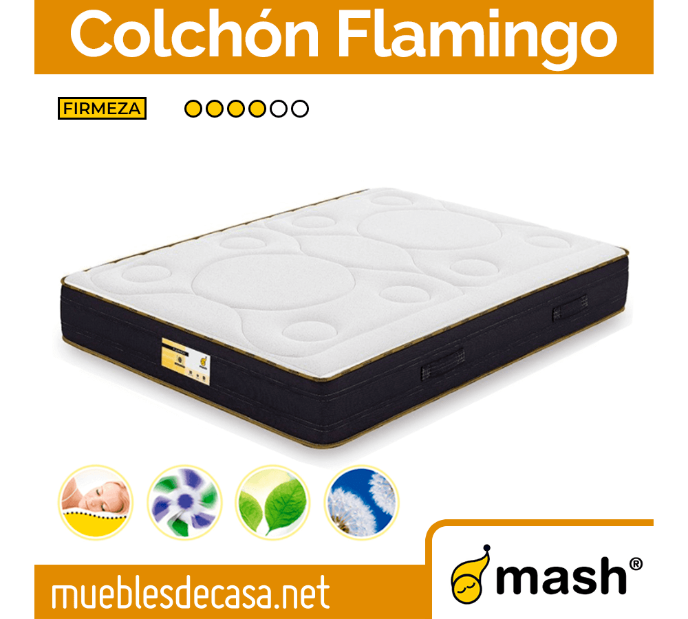 Colchon Flamingo Mash
