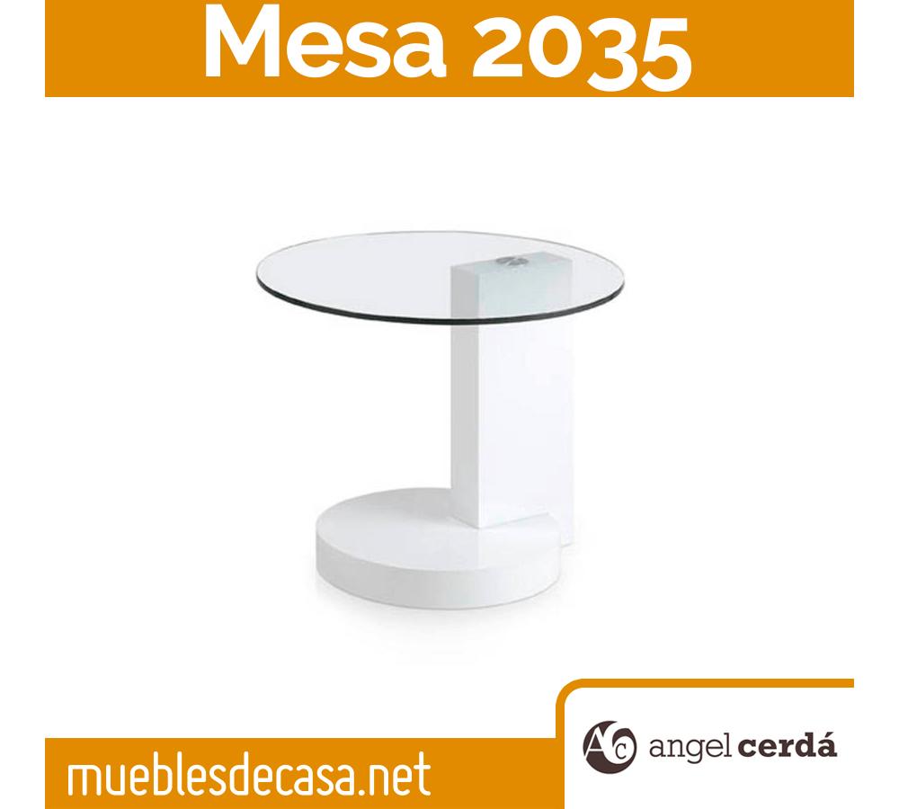 Mesa Redonda de Diseño Ángel Cerdá Modelo B063