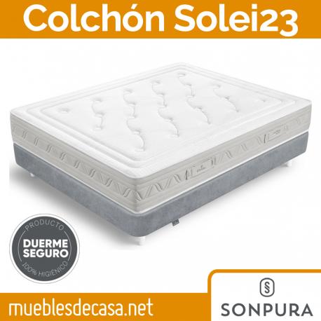 Colchón Sonpura Solei 23
