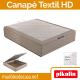 Canapé Abatible Textil HD Alta Capacidad de Pikolin