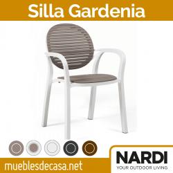 Silla Para Exterior Gardenia de Nardi