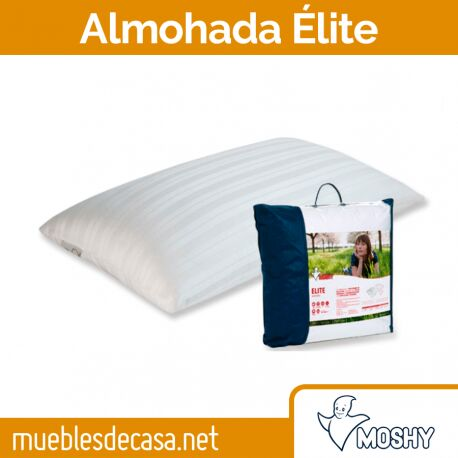 Almohada Moshy Élite 70x50 cm OUTLET