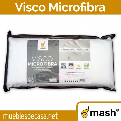 Almohada Mash Visco Microfibra