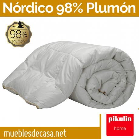 Edredón Nórdico Pikolin Home 98% Plumón 200 gr RP82