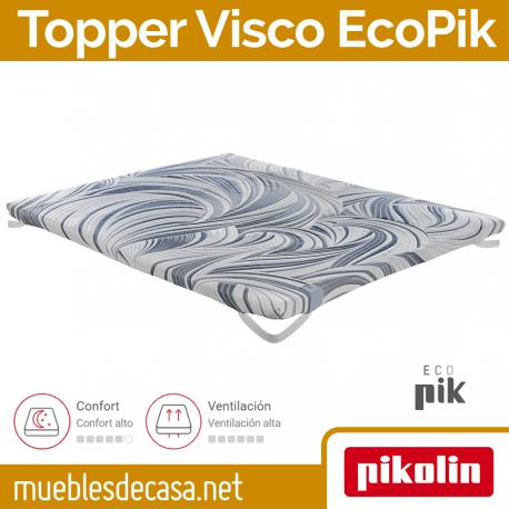 Sobrecolchón/Topper EcoPIk de Pikolin