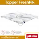 Sobrecolchón/Topper FreshPik 6cm de Pikolin