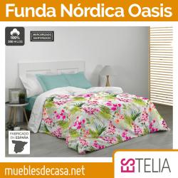 Juego Funda Nórdica Oasis Estelia