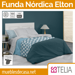 Juego Funda Nórdica Elton Estelia