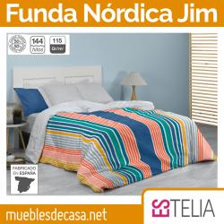 Juego Funda Nórdica Jim Estelia