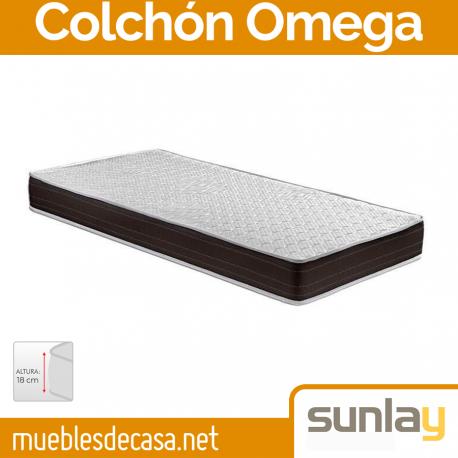 Colchón Enrollado Sunlay Omega Visco
