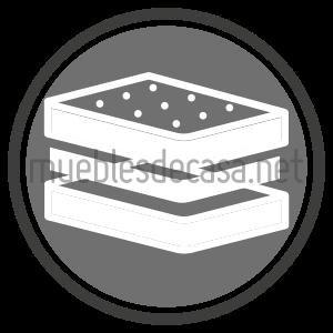 colchón de doble cara atenea