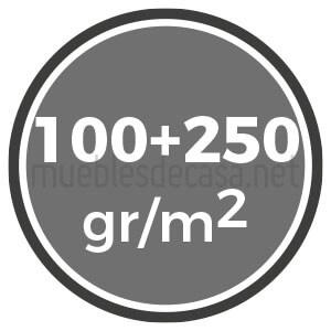 duo 100 y 250gramos