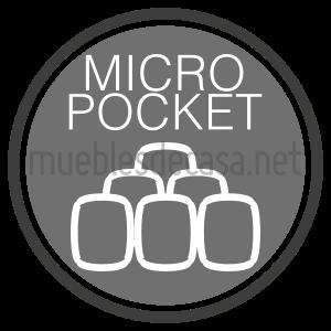 muelles ensacados micropocket