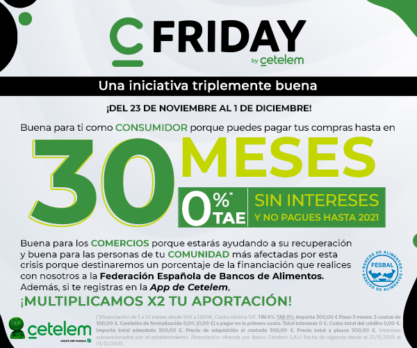 cetelem black friday