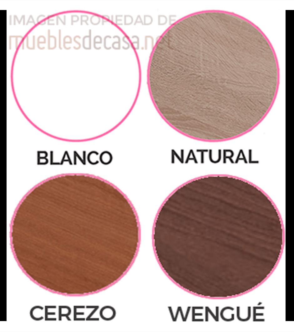 Colores Canapé Madera 19