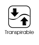 transpirable 3