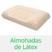 categoria almohada latex