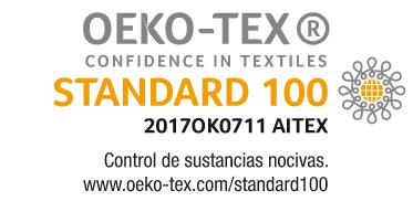 Certificado EOKO-TEX