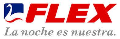 almohadas de fibra flex
