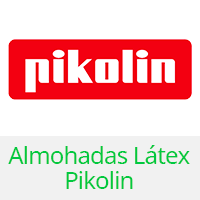 almohada latex pikolin
