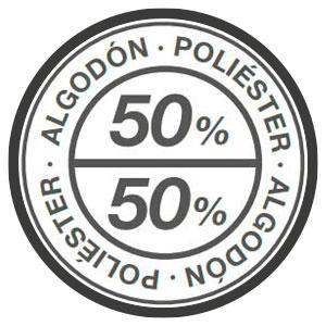 algodon y poliester