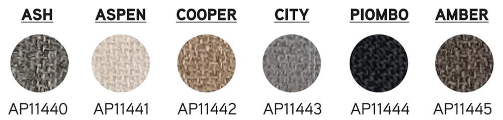 canapé abatible textil Pikolin