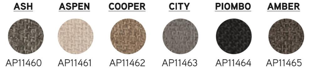 canape abatible textil doble tapa