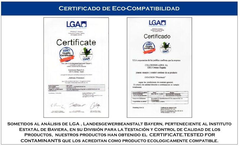 certificado de calidad aspol