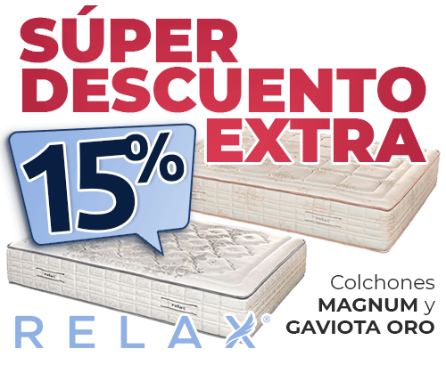 Descuento Extra Relax