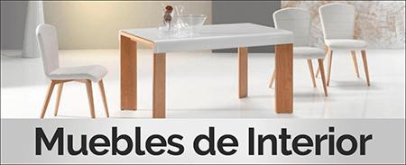 muebles interior