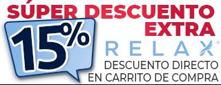 descuento adicional 15%