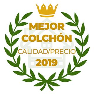 galardon mejor colchon 2019