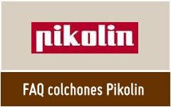 Preguntas frecuentes colchones Pikolin