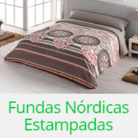 fundas nordicas estampadas